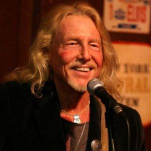 Photo of Bob Cheevers, interviewed for Ben's Country Music Show.