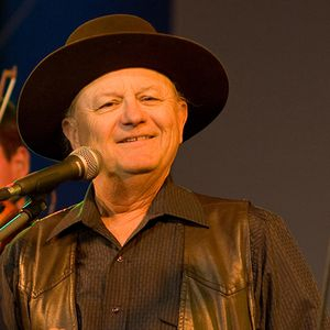 Photo of Charlie McCoy, interviewed for Ben's Country Music Show.