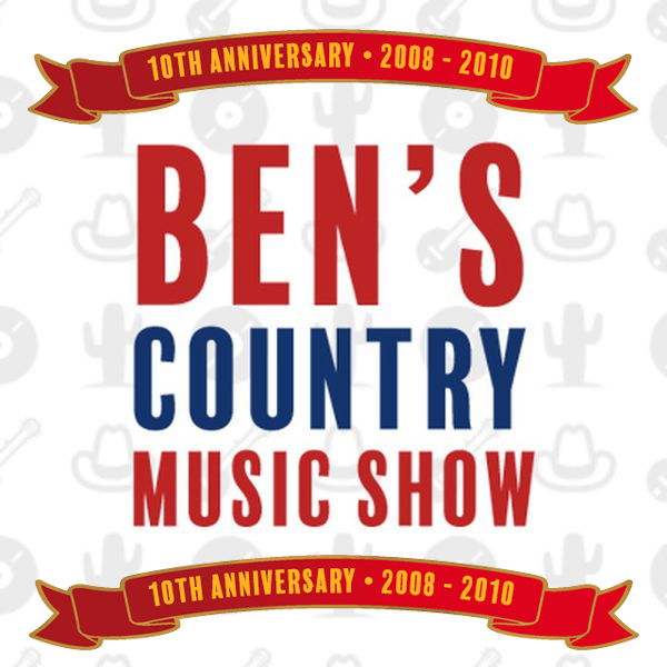 Ben's Country Music Show week commencing 17th December 2018 featured image