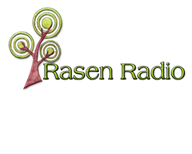 Rasen Radio logo, listen to the show on FM and online