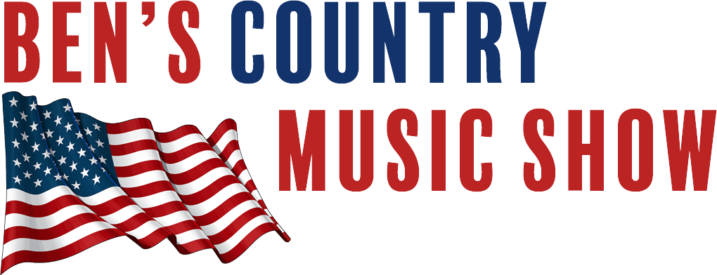 Ben's Country Music Show logo.