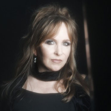 Photo of Gretchen Peters, interviewed for Ben's Country Music Show.